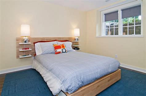 pictures of basement bedrooms perfect lighting lends the basement bedroom a beautiful
