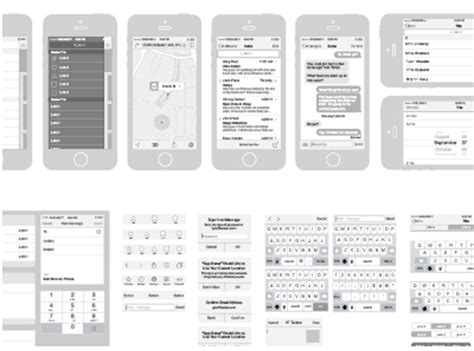 Quick Not Dirty 30 Free Wireframe Style Uis Mockups And Templates Noupe Illustrator Wireframe Template