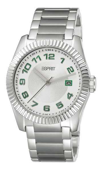 Jam Tangan Esprit Silver Exclusive indo world jual jam tangan original jam tangan
