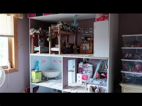 american girl doll house tour videos full download huge american girl doll house tour 2014 rockstar13studios