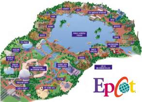 Epcot World Showcase Map by World Showcase Epcot Map Viewing Gallery