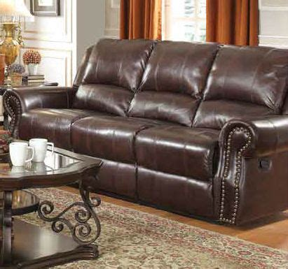 brown leather reclining sectional steal a sofa furniture brown leather reclining sofa henry leather recliner sofa