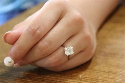Faboo Engagement Rings by Finds Lost Engagement Ring Along Maine Road After