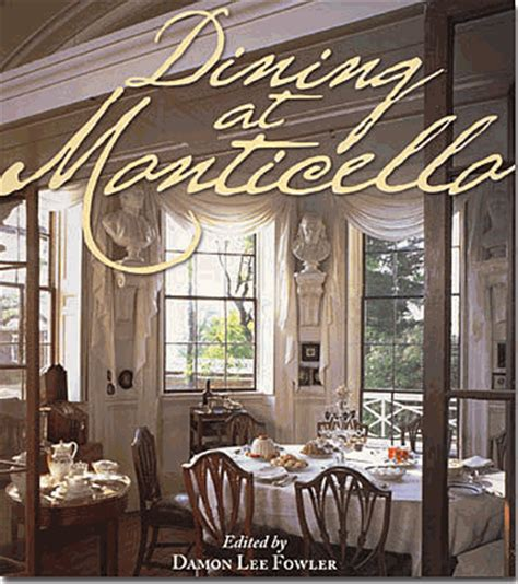 the shop at monticello book recommendations