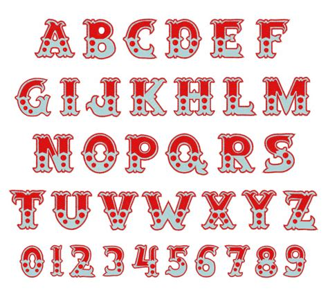 printable circus fonts 1000 images about lettering on pinterest alphabet