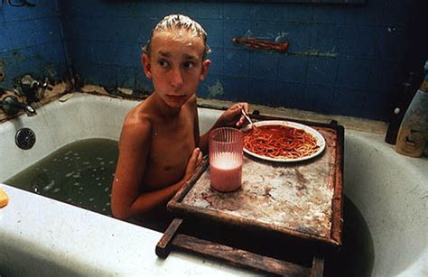 Gummo Bathtub by October 2010 The Wandering Graduate