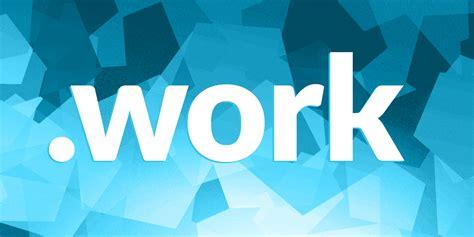 work domain registration   work domain