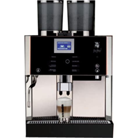 The lowdown on WMF coffee machines and supplies