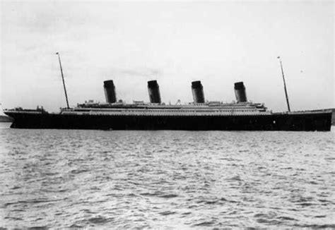 fotos reales del barco titanic viaje al fondo del mar para ver los restos del titanic