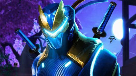 fortnite battle royale video game omega ninja