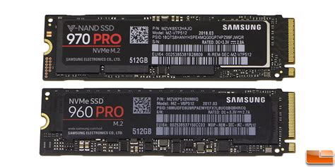 samsung ssd 970 pro nvme 512gb ssd review page 7 of 7 legit reviewsfinal thoughts conclusions