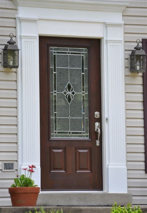 Exterior Door Surrounds with Project Detail Provia Signet Entry Door Door Surround