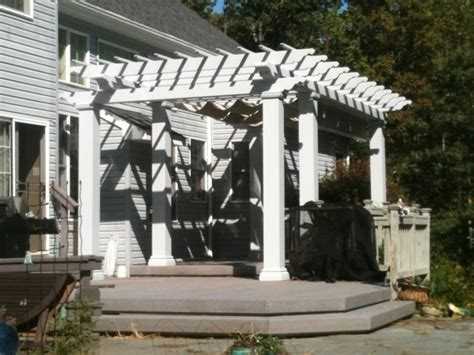 home designer pro pergola pros and cons of a fiberglass or wood pergola