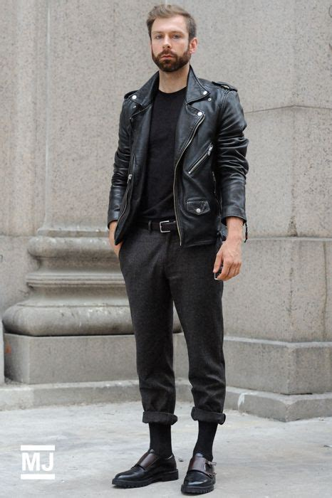 Edition Jaket Bikers Style trousers the and style on