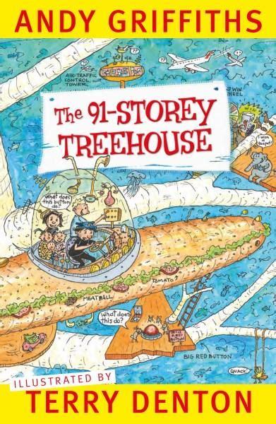 tree house books booktopia the 91 storey treehouse treehouse series