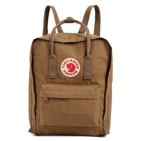 Fjallraven Ovik Shoulder Bag Hickory Brown kanken brown backpack burgundy
