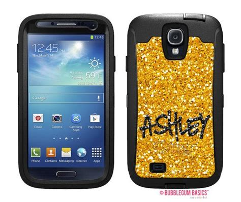 Casing Samsung Galaxy Note 3 Background Tongue Custom Hardcasee otterbox defender samsung galaxy s5 s4 s3 note 3 custom gold glitter bling background