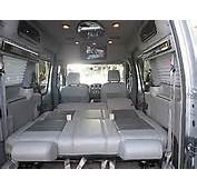 Ford Transit Connect Van Conversions