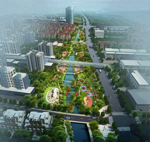 Landscape Design Riverside Ca Riverside Landscape Design For Ganhezi Canal In Ganhezi