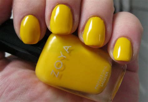 Zoya Tunik Aline Yellow 2 lacquer slacker liz a bevy of zoya swatches picture heavy