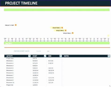 14 Free Excel Timeline Template Exceltemplates Exceltemplates Free Project Timeline Template