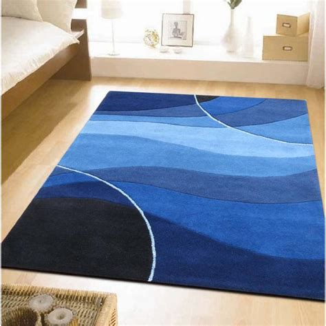 blue rugs for bedroom modern blue area rugs blue rugs for bedroom square blue with black combine gradient