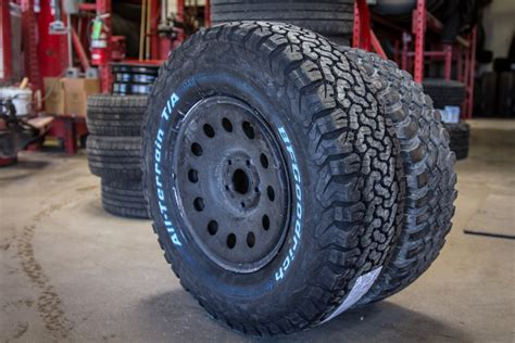 bf goodrich ta ko2 bfgoodrich ko2 all terrain tires the road chose me