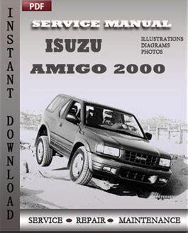 download car manuals pdf free 1993 isuzu amigo parking system service manual 2000 isuzu amigo manual pdf 28 2000 isuzu rodeo service manual 25419 2000