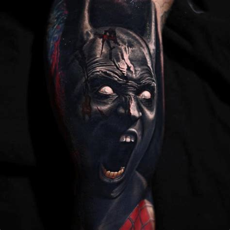 batman tattoo meme 52 popular batman tattoos and ideas golfian com