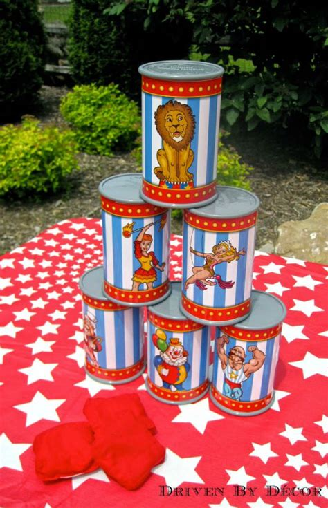diy carnival birthday a carnival circus themed birthday driven by decor