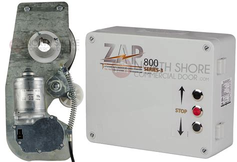Zap Garage Door Opener Zap 825 Light Duty Commercial Garage Door Opener 3900