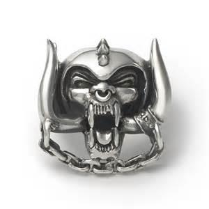 Engraved Silver Rings Mot 246 Rhead Warpig Ring The Great Frog