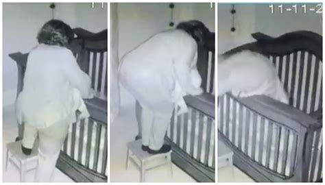 baby falls out of crib baby falling out of crib baby climbs out of crib the