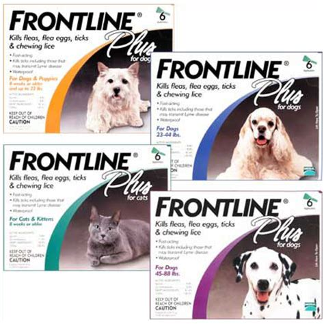 frontline plus for dogs wakarusa veterinary hospital kansas veterinarian wvh www wakavet