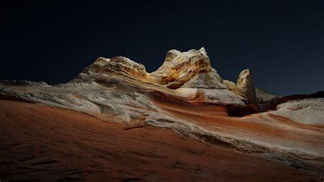 macos big sur  wallpaper stock night sedimentary