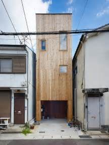 Small Home In Japan Modern Architecture Surprising Narrow House In