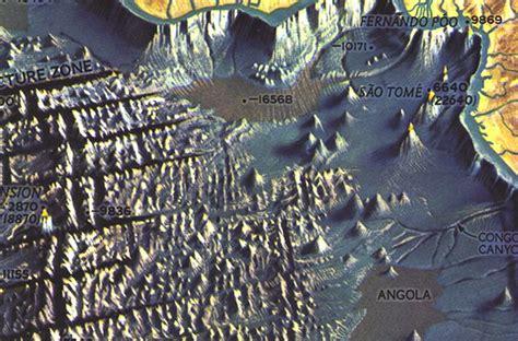 atlantic floor flat national geographic the