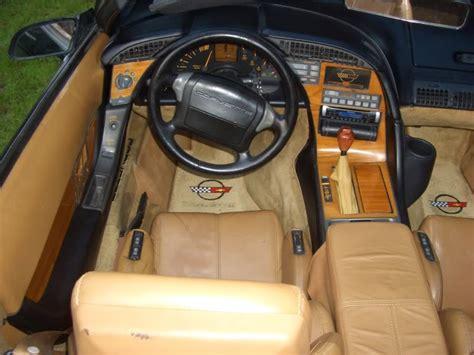 C4 Corvette Interior Upgrades by C4 Corvette 1990 1996 Rosewood Interior Dash Trim