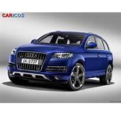 2014 Audi Q7 TDI Ara Blue  Front Wallpaper 1 1280x960