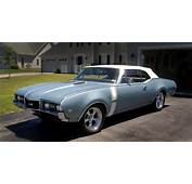 1968 Oldsmobile 442  Muscle Car