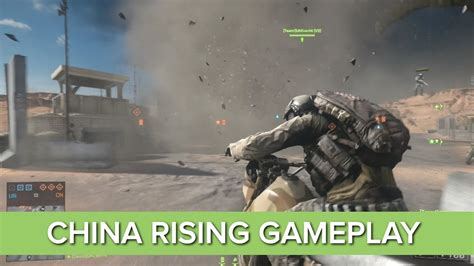 battlefield 4 china rising dlc xbox one gameplay 6 awesome moments