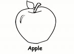 apple color free printable apple coloring pages for