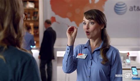 verizon commercial actress lily at t new iphone zero down commercial milana vayntrub