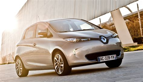 renault zoe 2018 2018 renault zoe coming two variants