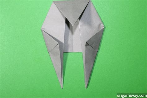 easy origami walrus