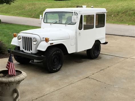 postal jeep for sale 1976 jeep dj5 for sale