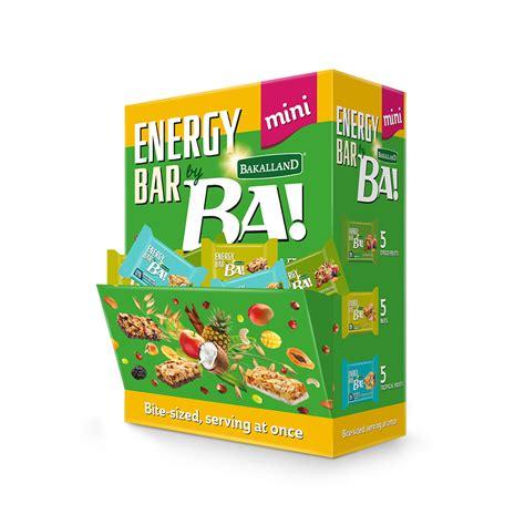 Ba Mini Energy Bar 5 Dried Fruits Snack Penambah Energy cereal energy bars bakalland