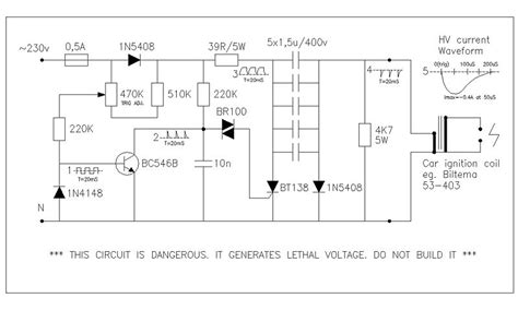 high voltage pulse generator diy high voltage circuit page 3 power supply circuits next gr