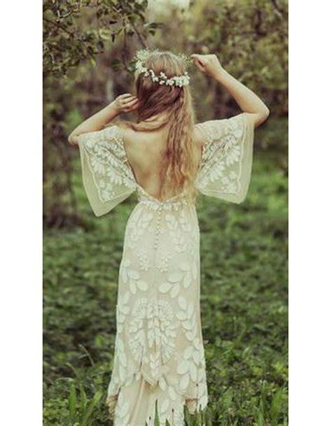 Robe Mariee Retro Boheme - robe de mari 233 e vintage dentelle dos nu 20 robes de