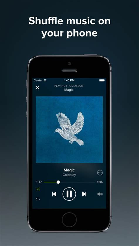spotify  app  lets  view  control  play